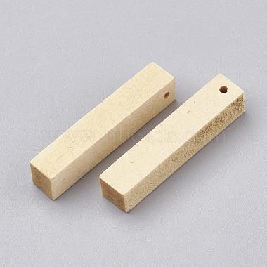 Wood Pendants(WOOD-T008-06)-2
