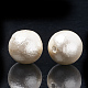 Compressed Cotton Pearl Beads(X-WOVE-S114-16mm-12)-1