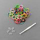 260 Bands/Bag(DIY-R001-01)-1