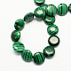 Synthetic Malachite Bead Strands(G-S110-11)-2