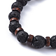Natural Lava Stretch Bracelets(BJEW-JB04492-01)-3