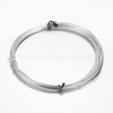 1mm Silver Aluminum Wire