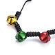Adjustable Korean Waxed Polyester Cord Braided Bracelets(BJEW-JB04423)-3