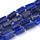 Natural Lapis Lazuli Beads Strands(X-G-S345-8x11-002)-1