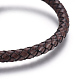 Leather Braided Cord Bracelets(BJEW-E352-04A-B)-2