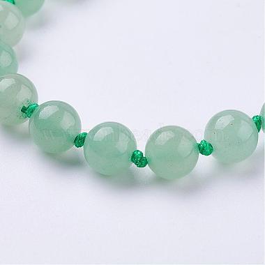 Nylon Tassle Pendant Necklace(NJEW-F159-B02)-3