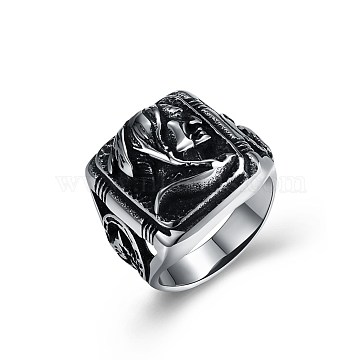 Stainless Steel Finger Rings