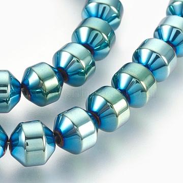 8mm Round Non-magnetic Hematite Beads