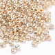 Plated Glass Seed Beads(SEED-Q025-2mm-D03)-2
