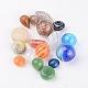 Handmade Blown Glass Beads(BLOW-X002)-1