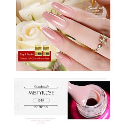 Extensions rapides d'ongles, mistyrose, 15 ml / pc(MRMJ-K008-A04)