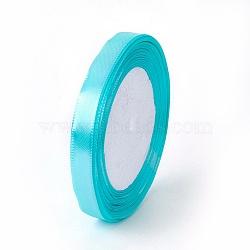 Ruban satin, en fibre artificielle, 25yards / roll (22.86m / roll)(X-RC10mmY062)