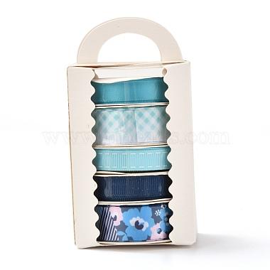 3Rolls Polyester Ribbons(SRIB-F009-06A)-4
