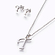 304 Stainless Steel Jewelry Sets(SJEW-L141-052T)-1