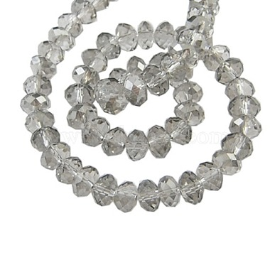 Electroplate Glass Beads Strands(X-GR10MMY-01S)-2