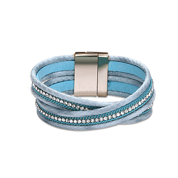 SkyBlue Alloy Bracelets