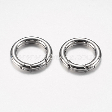 Stainless Steel Color Stainless Steel Clasps
