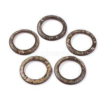 Coconut Linking Rings, Ring, 38x2.4~2.5mm; Inner Diameter: 27.2~27.3mm(BSHE-I008-07)