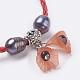 PU Leather Cord Bracelets(BJEW-JB03626)-3