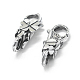 Thai Sterling Silver Lobster Claw Clasps(STER-L055-052AS)-2