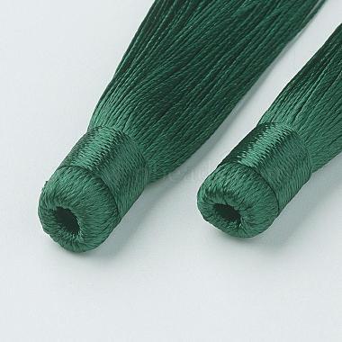 Nylon Tassels Big Pendant Decorations(X-HJEW-G010-B09)-2