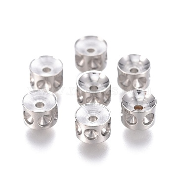 Stainless Steel Color Column Stainless Steel Beads