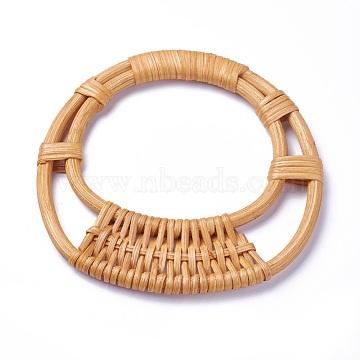 Goldenrod Wood Bag Handles