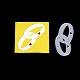 Lover Finger Ring Frame Carbon Steel Cutting Dies Stencils(DIY-F036-13)-3