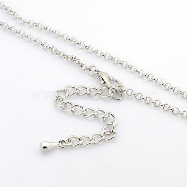 Trendy Women's Brass Cage Locket Pendant Necklaces(X-NJEW-L076-10)-3