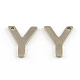 304 Stainless Steel Letter Charms(STAS-S036-M)-2
