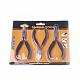 45# Carbon Steel Jewelry Plier Sets(PT-T001-06)-1