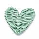 Handmade Spray Painted Reed Cane/Rattan Woven Beads(X-WOVE-N007-06B)-2