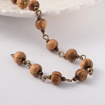 Camel Wood Handmade Chains Chain