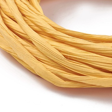 2mm Gold Paper Thread & Cord