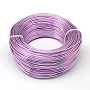 5mm Plum Aluminum Wire(AW-S001-5.0mm-06)