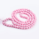 Chapelets de perles en verre d'effilage(X-GLAD-S074-8mm-80)-2