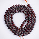 Natural Garnet Beads Strands(G-S354-42B)-2