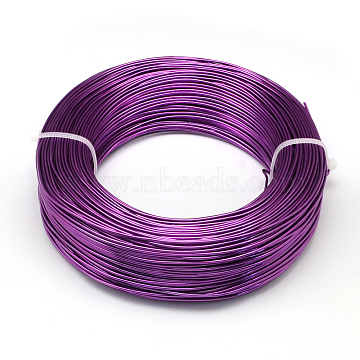 1mm DarkViolet Aluminum Wire