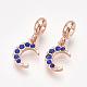 Alloy European Dangle Beads(MPDL-S067-019RG)-1
