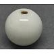 main fantaisie perles de porcelaine émaillée antiqued(X-PORC-R408-25mm-12)-1