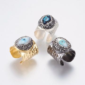 Shell Finger Rings