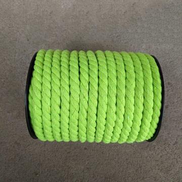 12mm LawnGreen Cotton Thread & Cord