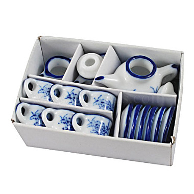 Porcelain Tea Set(CF472Y)-2