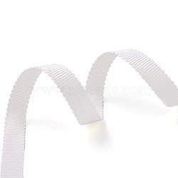 """Ruban polyester gros-grain, ruban de pétersham, pour la fabrication de bijoux, couleur de coquillage, 3/8"""" (10 mm), 50yards / roll (45.72m / roll)(SRIB-I004-13-A29)"""