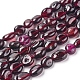 Natural Garnet Beads Strands(G-L478-52)-1