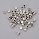 Antique Silver Bicone Alloy Spacer Beads(X-LFH10167Y)