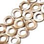 Ring Trochus Shell Beads(SSHEL-N032-23B-01)