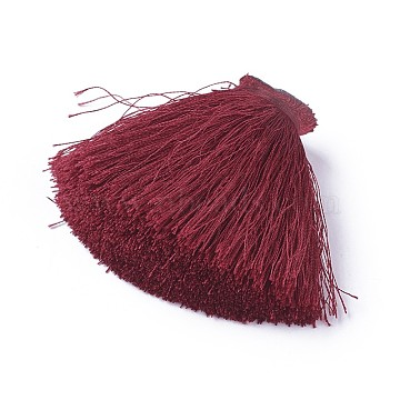 DarkRed Others Polyester Decoration