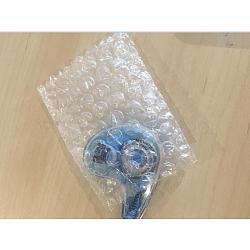 Sacs à bulles en plastique, sacs d'emballage, clair, 10x8 cm(ABAG-R017-8x10-01)